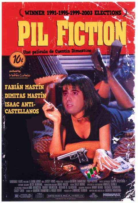 pilfiction